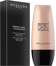 Perfumería y cosmética Base de maquillaje de larga duración - Mesauda Milano Perfect Skin Foundation