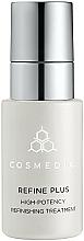 Perfumería y cosmética Tratamiento facial con retinol y aceite de palisandro - Cosmedix Refine Plus High Potency Refinishing Treatment