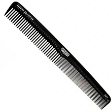 Perfumería y cosmética Peine profesional de pelo - Uppercut Deluxe BB3 Cutting Comb Black