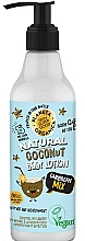 Perfumería y cosmética Loción corporal hidratante con coco - Planeta Organica Natural Coconut Body Caribian Mix