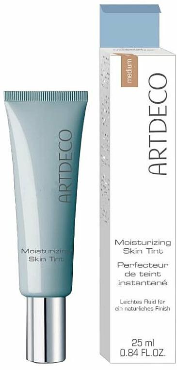 Crema hidratante con color - Artdeco Moisturizing Skin Tint