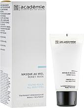 Perfumería y cosmética Mascarilla facial con extracto de miel - Academie Honey Mask