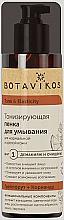 Perfumería y cosmética Tónico desmaquillante con extracto de pomelo y coriandro - Botavikos Tone & Elasticity