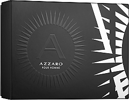 Perfumería y cosmética Azzaro Pour Homme - Set (eau de toilette/50ml + desodorante stick/75ml)