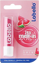 Perfumería y cosmética Bálsamo labial con sabor a sandía - Labello Watermelon Shine Lip Balm