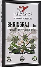 Perfumería y cosmética Mascarilla capilar en polvo de bhangra, bio - Le Erbe di Janas Bhringraj
