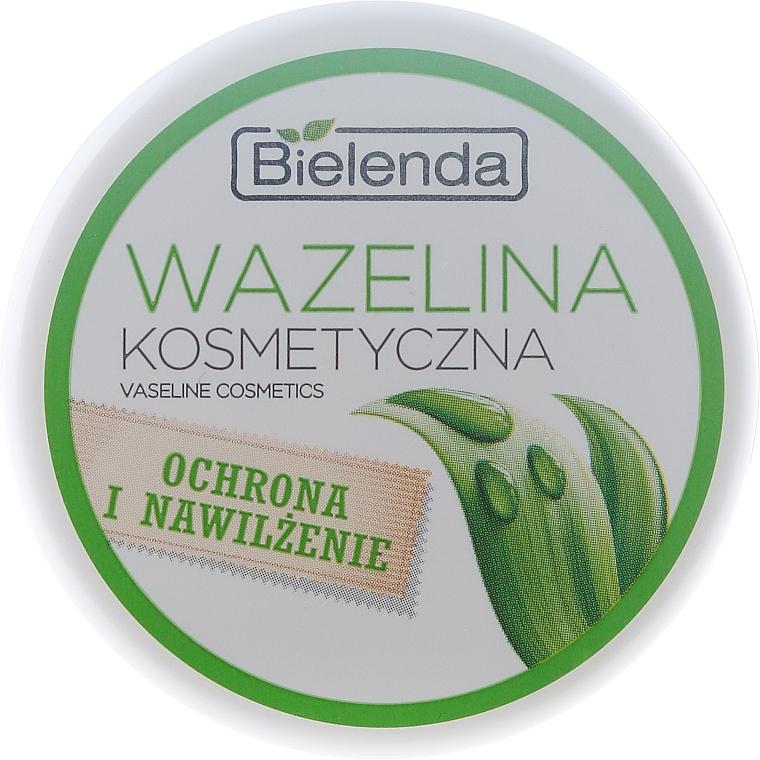 Vaselina cosmética con aceite de soja - Bielenda Florina