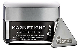 Perfumería y cosmética Mascarilla facial magnetizada con turmalina negra y aceite de geranio - Dr. Brandt Do Not Age Magnetight Age-Defier Mask