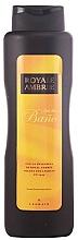 Perfumería y cosmética Legrain Royale Ambree - Gel de baño con la fragancia de Royal Ambrée