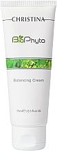 Perfumería y cosmética Crema facial con extracto de té verde, aceite de caléndula - Christina Bio Phyto Balancing Cream