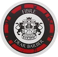 Perfumería y cosmética Cera de fibra para cabello, fijación fuerte - Dear Barber Fibre