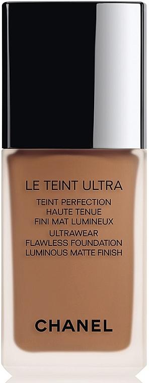 Base de maquillaje mate de larga duración - Chanel Le Teint Ultra Foundation SPF 15