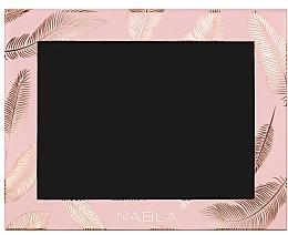 Perfumería y cosmética Paleta magnética vacía - Nabla Feather Edition Liberty Twelve Customizable Palette