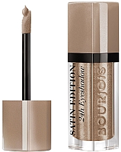 Perfumería y cosmética Sombra de ojos líquida de larga duración - Bourjois Satin Edition 24H Eyeshadow
