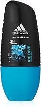 Perfumería y cosmética Desodorante roll-on antitranspirante - Adidas Anti-Perspirant Ice Dive 48h