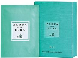 Perfumería y cosmética Acqua Dell Elba Blu - Toallitas húmedas perfumadas