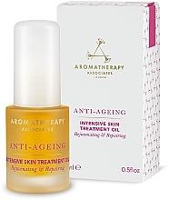 Perfumería y cosmética Aceite facial rejuvenecedor con extracto de plantas naturales - Aromatherapy Associates Anti-Age Intensive Skin Treatment Oil