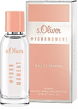 Perfumería y cosmética S. Oliver #Your Moment - Eau de parfum