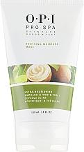 Perfumería y cosmética Mascarilla suavizante para manos y pies con extracto de té blanco - O.P.I ProSpa Skin Care Hands&Feet Soothing Moisture Mask