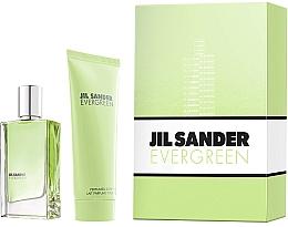 Perfumería y cosmética Jil Sander Evergreen - Set (edt/30ml + loción corporal/75ml)