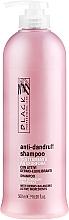 Perfumería y cosmética Champú anticaspa con climbazole - Black Professional Line Anti-Dandruff Shampoo