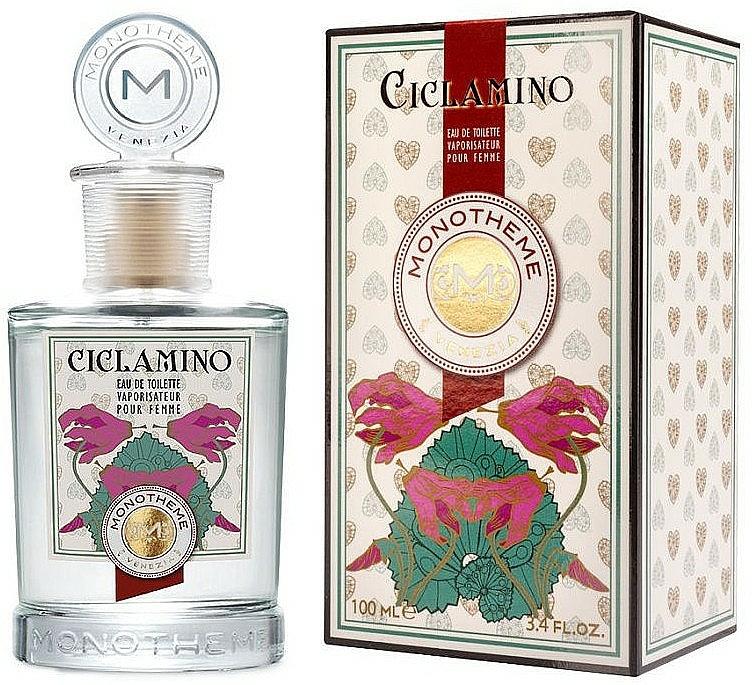 Monotheme Fine Fragrances Venezia Ciclamino - Eau de toilette — imagen N1