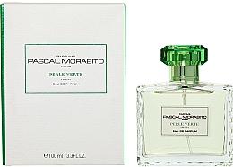 Perfumería y cosmética Pascal Morabito Perle Verte - Eau de parfum