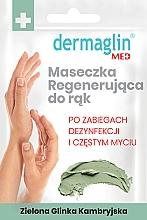 Perfumería y cosmética Mascarilla de manos regeneradora con arcilla verde - Dermaglin