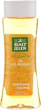 Perfumería y cosmética Gel de ducha hipoalergénico con extracto de espino amarillo - Bialy Jelen Hypoallergenic Shower Gel Mullein And Sea Buckthorn