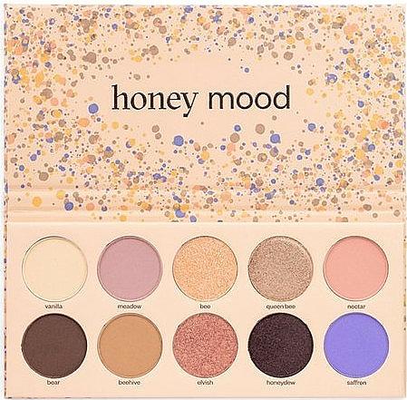 Palete de sombras de ojos - Paese Honey Mood Eyeshadow Palette