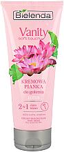 Perfumería y cosmética Espuma en crema depilatoria con extracto de loto - Bielenda Vanity Soft Touch Lotos