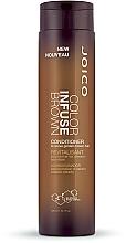 Perfumería y cosmética Acondicionador para revitalizar el cabello castaño dorado con complejo peptídico - Joico Color Infuse Brown Conditioner