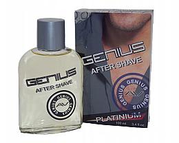 Perfumería y cosmética Loción aftershave - Genius Platinium After Shave