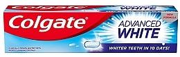 Perfumería y cosmética Pasta dental blanqueadora - Colgate Advanced White