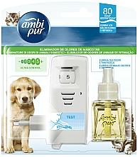 Perfumería y cosmética Set difusor eléctrico eliminador de olores de mascotas - Ambi Pur