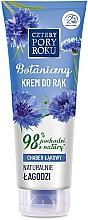 Perfumería y cosmética Crema de manos calmante botánica - Cztery Pory Roku Botanical Soothing Hand Cream