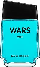 Perfumería y cosmética Miraculum Wars Fresh - Agua de colonia