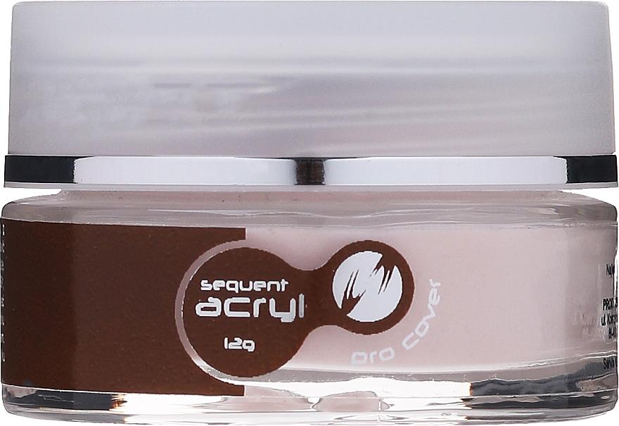 Gel acrílico de uñas, 12g - Silcare Sequent Acryl