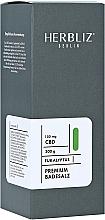Perfumería y cosmética Sales de baño 100% naturales con aceite de eucalipto - Herbliz CBD
