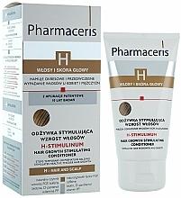 Perfumería y cosmética Acondicionador estimulador del crecimiento capilar con biotina y D-pantenol - Pharmaceris H-Stimulinum Hair Growth Stimulating Conditioner