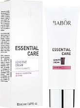 Perfumería y cosmética Crema facial calmante para pieles sensibles - Babor Essential Care Sensitive Cream