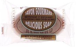 Perfumería y cosmética Jabón exfoliante con almendras - L'Occitane Almond Delicious Soap