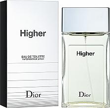 Dior Higher - Eau de toilette — imagen N2