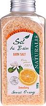 Perfumería y cosmética Sales de baño con aroma a naranja - Naturalis Sel de Bain Sweet Orange Bath Salt