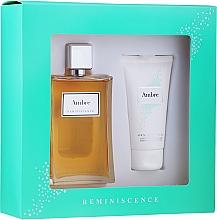 Perfumería y cosmética Reminiscence Ambre - Set (edt/100ml + loción corporal/75ml)