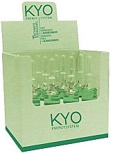 Perfumería y cosmética Ampollas anticaída de cabello con extracto de romero - Kyo Energy System Vials