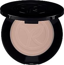 Perfumería y cosmética Polvo de maquillaje facial compacto con espejo - Yves Rocher