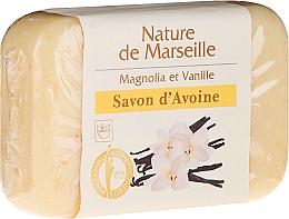 Perfumería y cosmética Jabón de Marsella con magnolia & vainilla - Nature de Marseille Soap