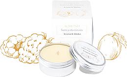 Perfumería y cosmética Vela de masaje con manteca de karité, aroma a mora y ciruela - Almond Cosmetics Blackberries & Plum Massage Candle