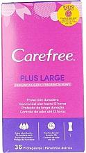 Perfumería y cosmética Salvaslips, 36 uds. - Carefree Plus Large Maxi